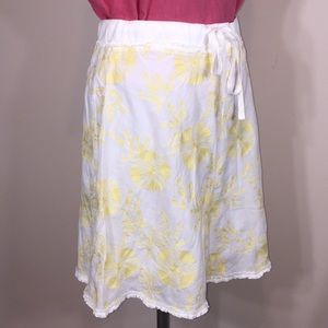 Sophie Max Embroidered Skirt